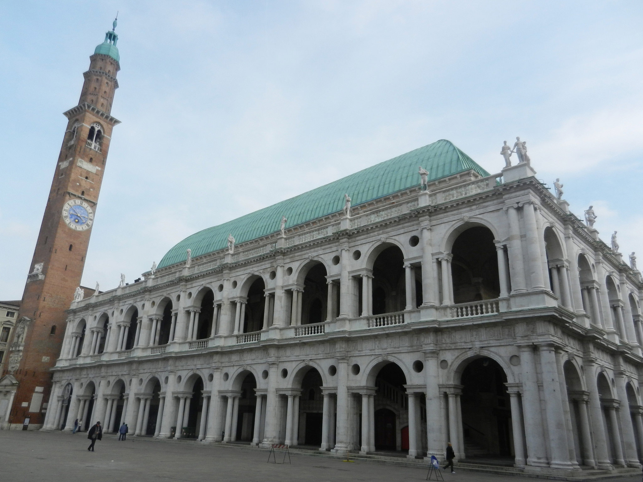 Basilica Palladiana in Vicenza - EU Prize for Cultural Heritage ...