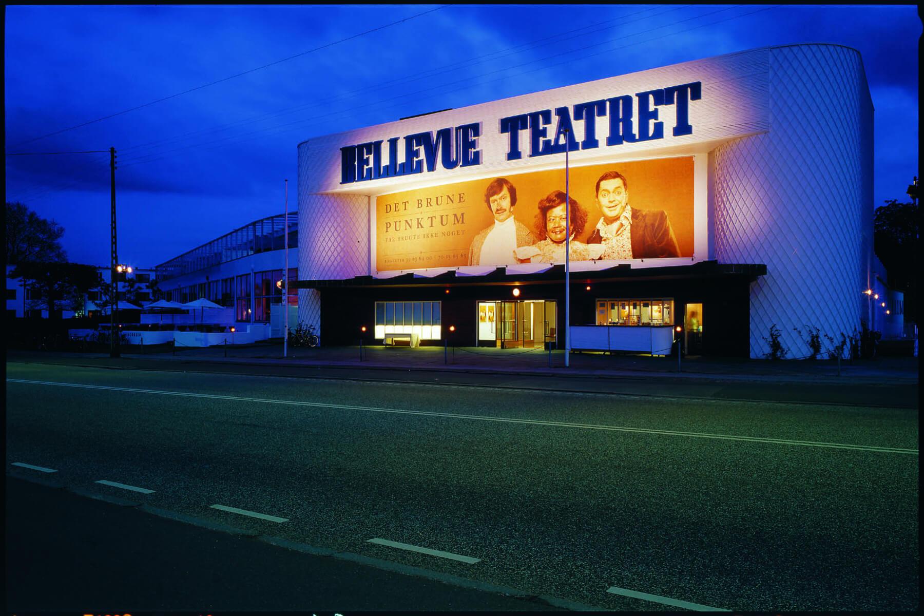 bellevue teater klampenborg